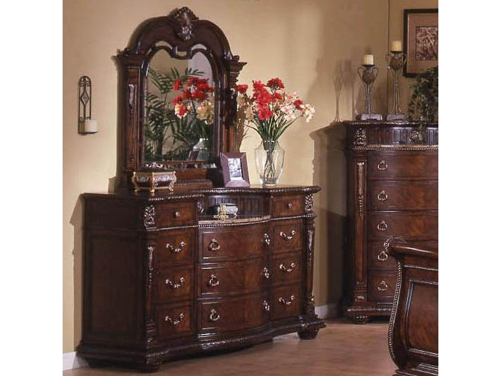 Davis Direct CoventryDresser and Mirror