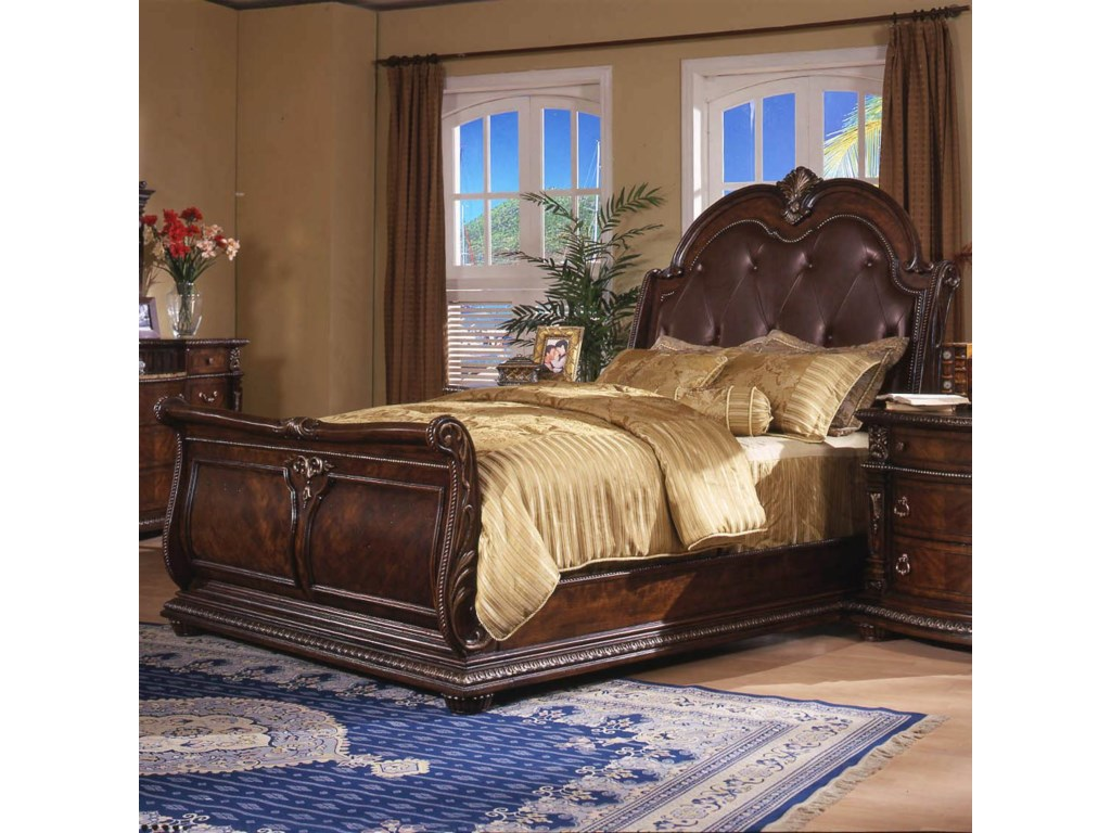 Holland House CoventryKing Sleigh Bed