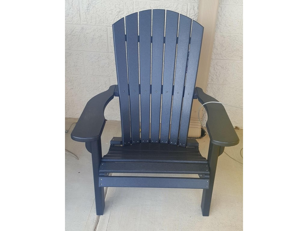 VFM Basics-HM AdirondackFan Back Chair