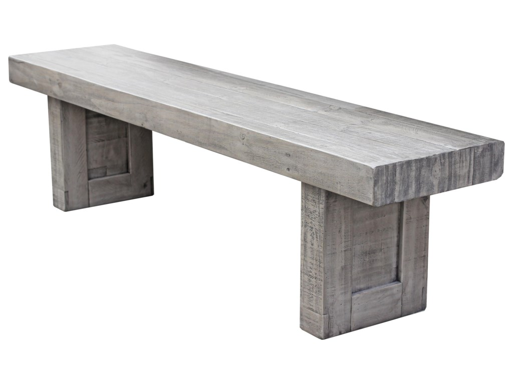 Puebla Alexandria Bedroom Pueb Anl8004 Bench Wood Household Furniture Dining Benches