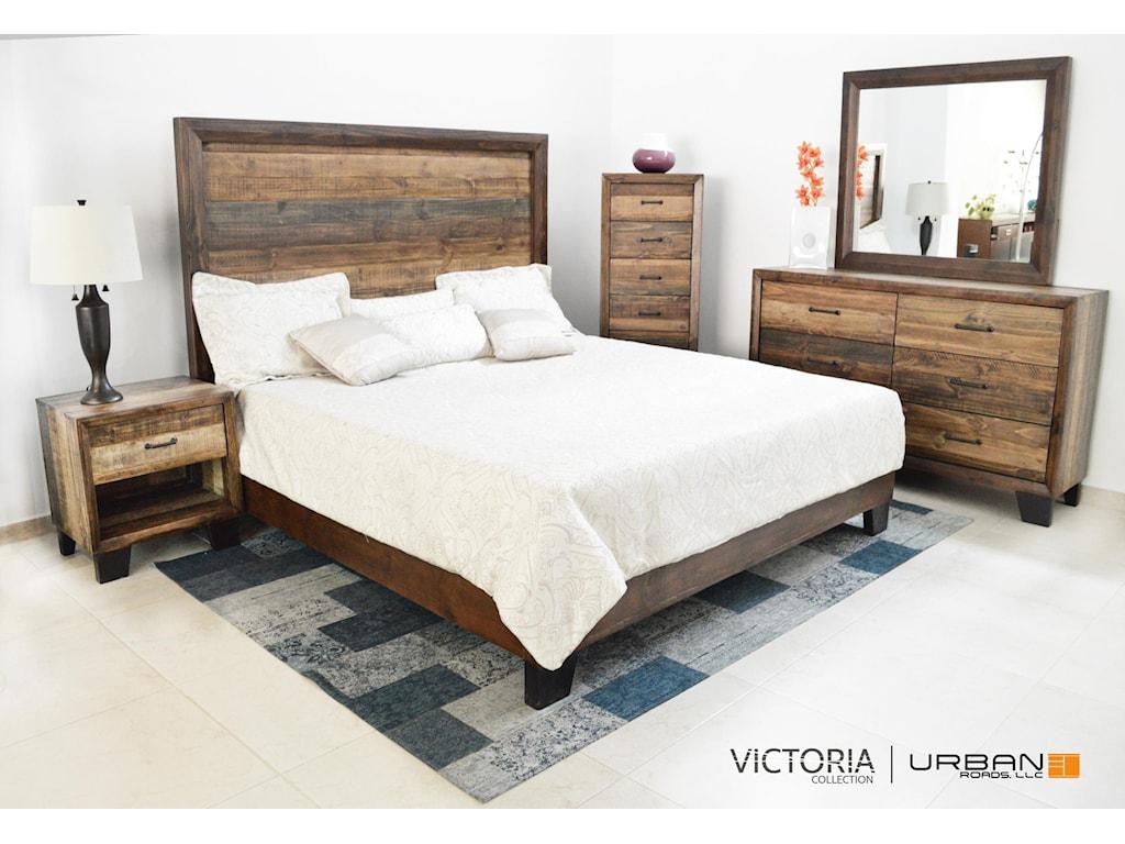 Puebla Victoria BedroomLingerie Chest