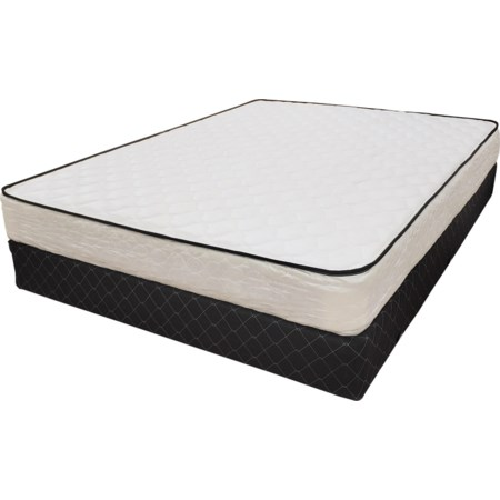7 inch Queen Mattress & 4 inch Low Profile F