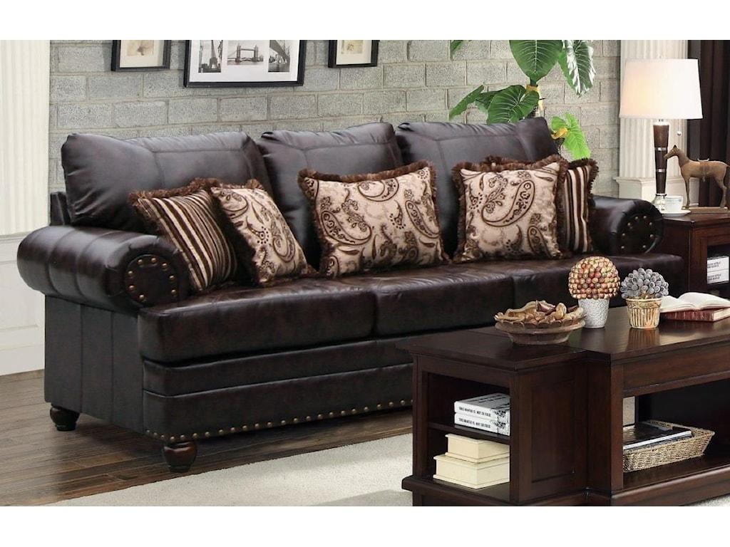 Del Sol Exclusive Utah Sofa