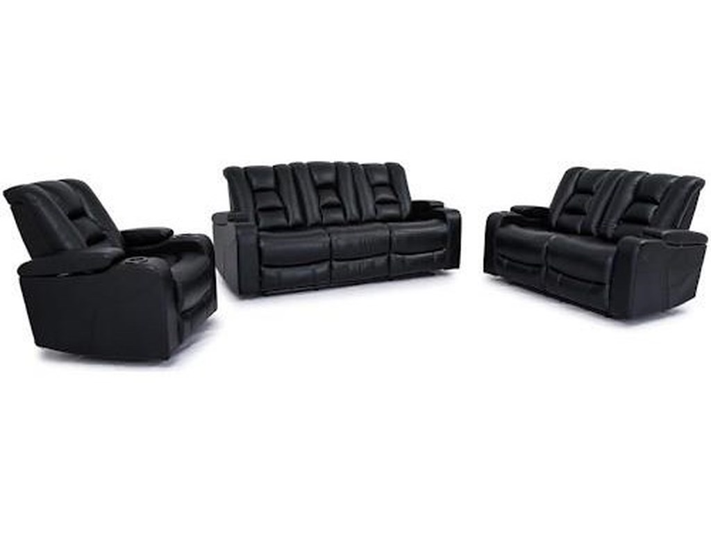 Northeast Factory Direct Theater Seating 9991Theater Recliner