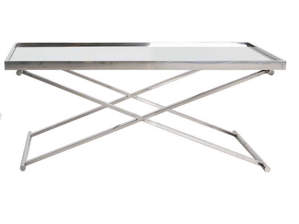 Decor-Rest BoulevardMirrored Coffee Table