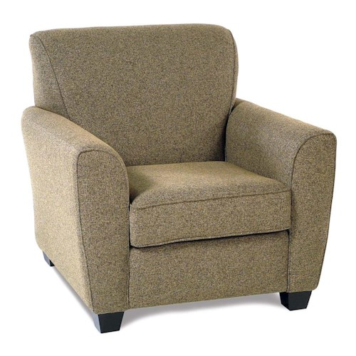 Decor-Rest Balance Upholstered Chair
