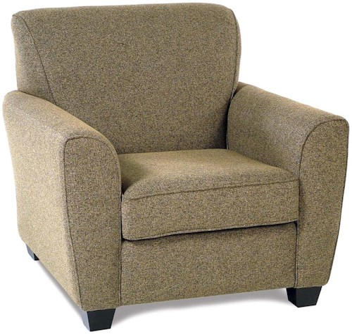 Decor-Rest Balance Upholstered Chair