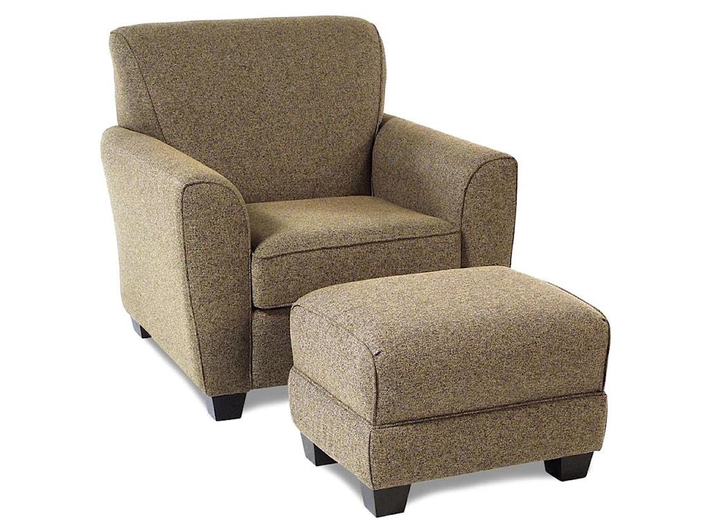 Decor-Rest BalanceUpholstered Chair
