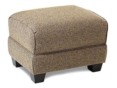 Decor-Rest Balance Upholstered Ottoman