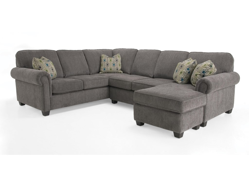 Decor-Rest 2006 SectionalSectional Sofa Group