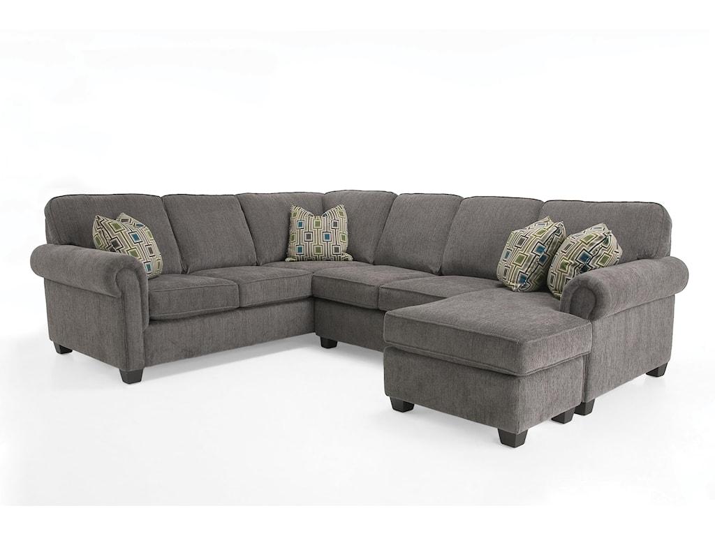 Taelor Designs 2006 SectionalSectional Sofa Group