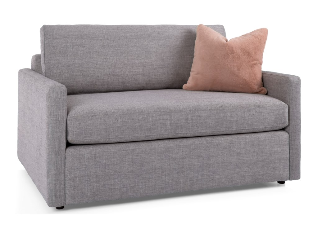 Decor-Rest 2068Loveseat Twin Sleeper