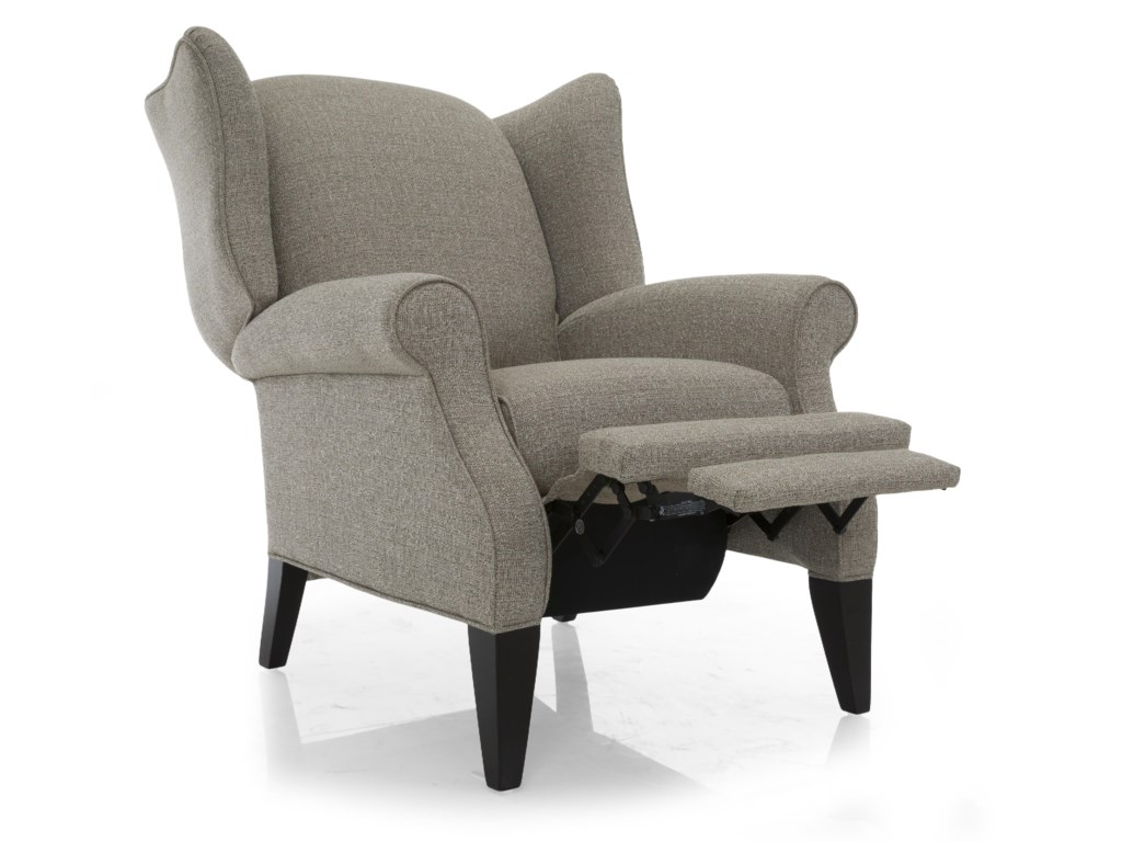 Decor-Rest 2220Push Back Wing Chair