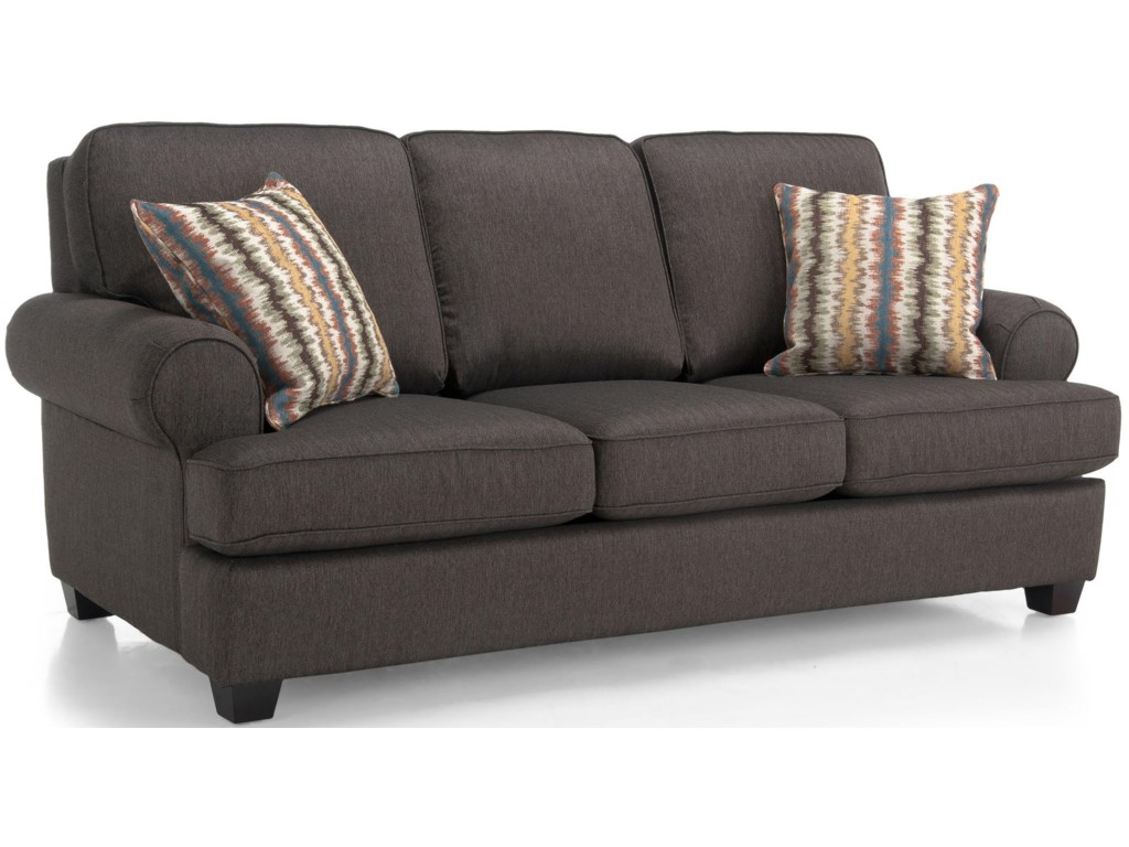 Decor-Rest 2285Stationary Sofa