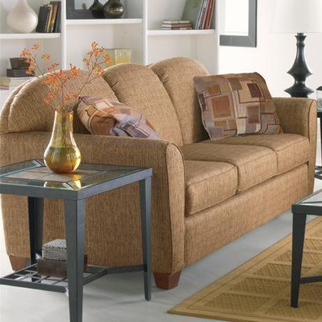 Decor-Rest 2317 Casual Stationary Sofa