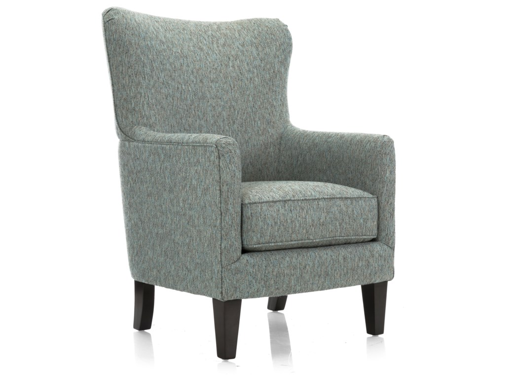 Decor-Rest 2379Contemporary Wing Back Chair