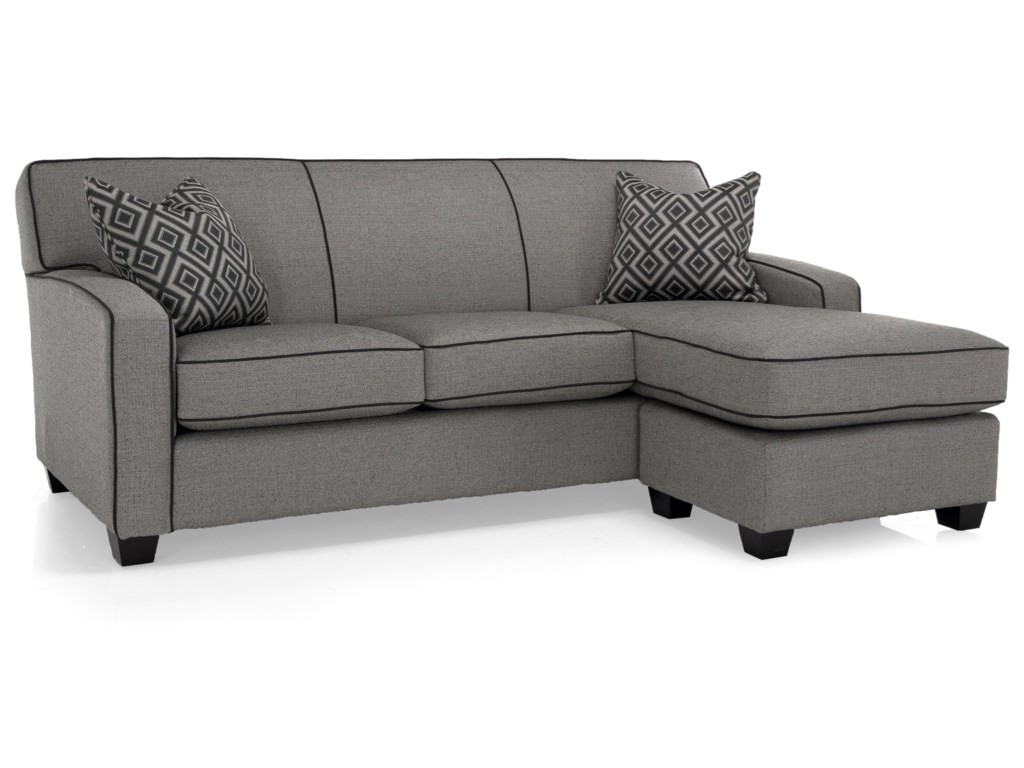 Decor-Rest 2401Sofa with Chaise