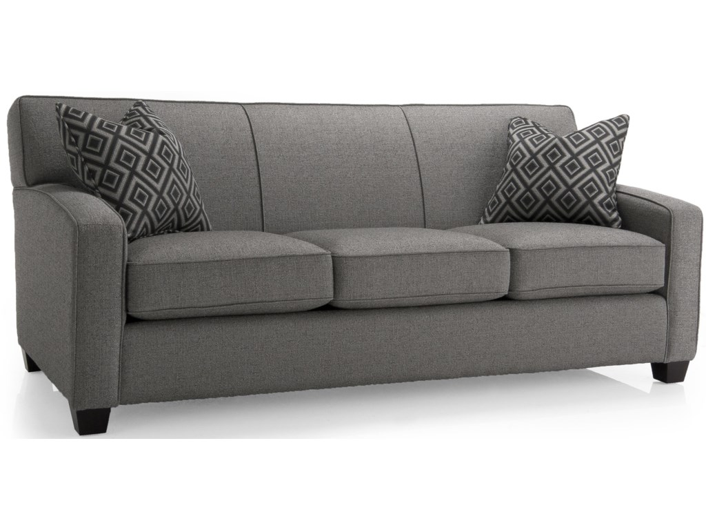 Taelor Designs 2401Stationary Sofa