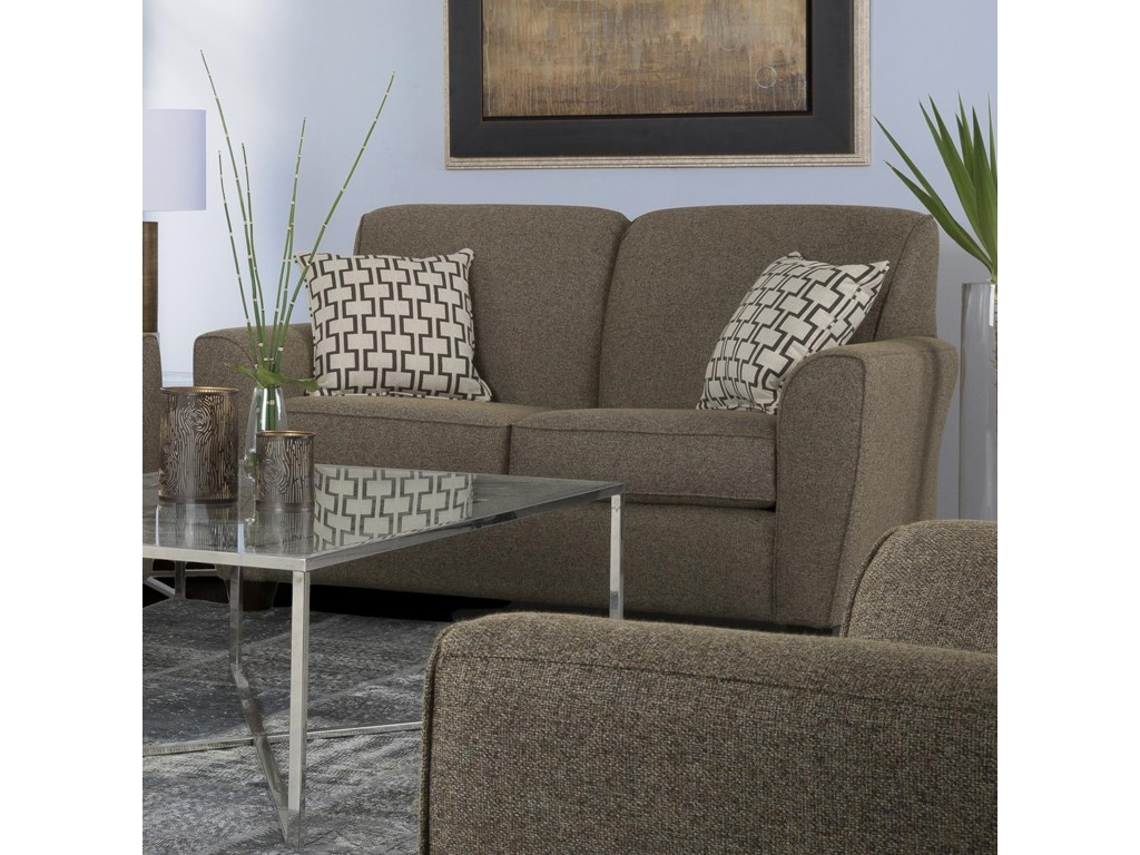 Decor-Rest 2404Transitional Loveseat