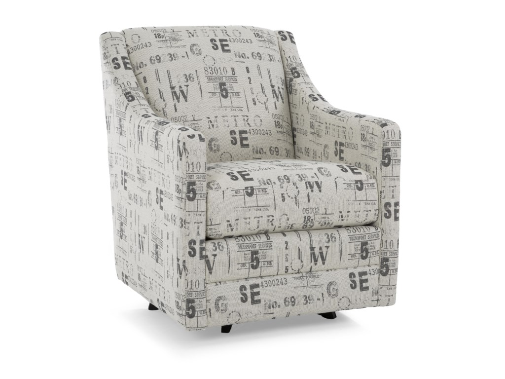 Decor-Rest 2443Swivel Chair