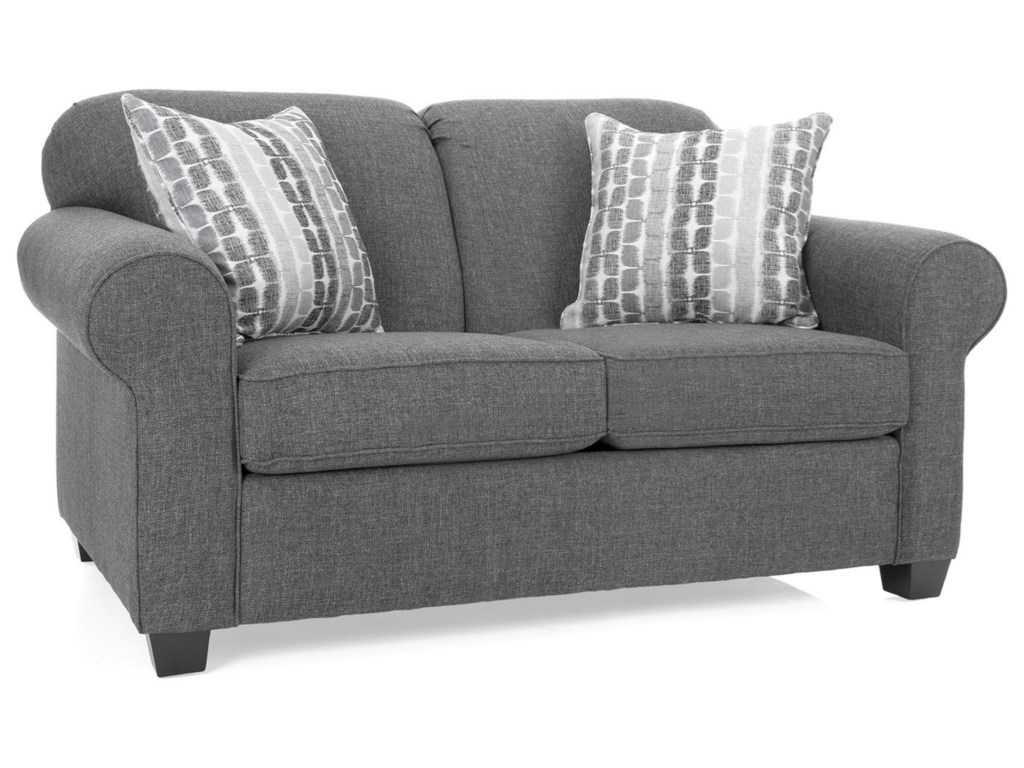 Decor-Rest 2455Casual Loveseat