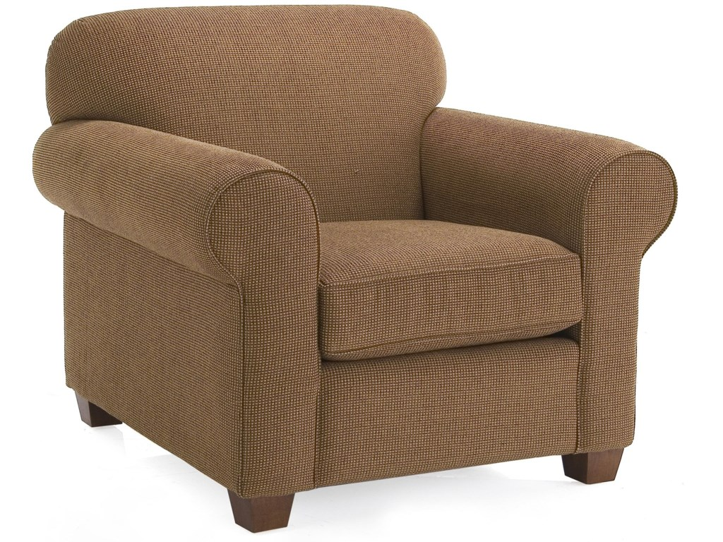 Taelor Designs 2455Upholstered Chair