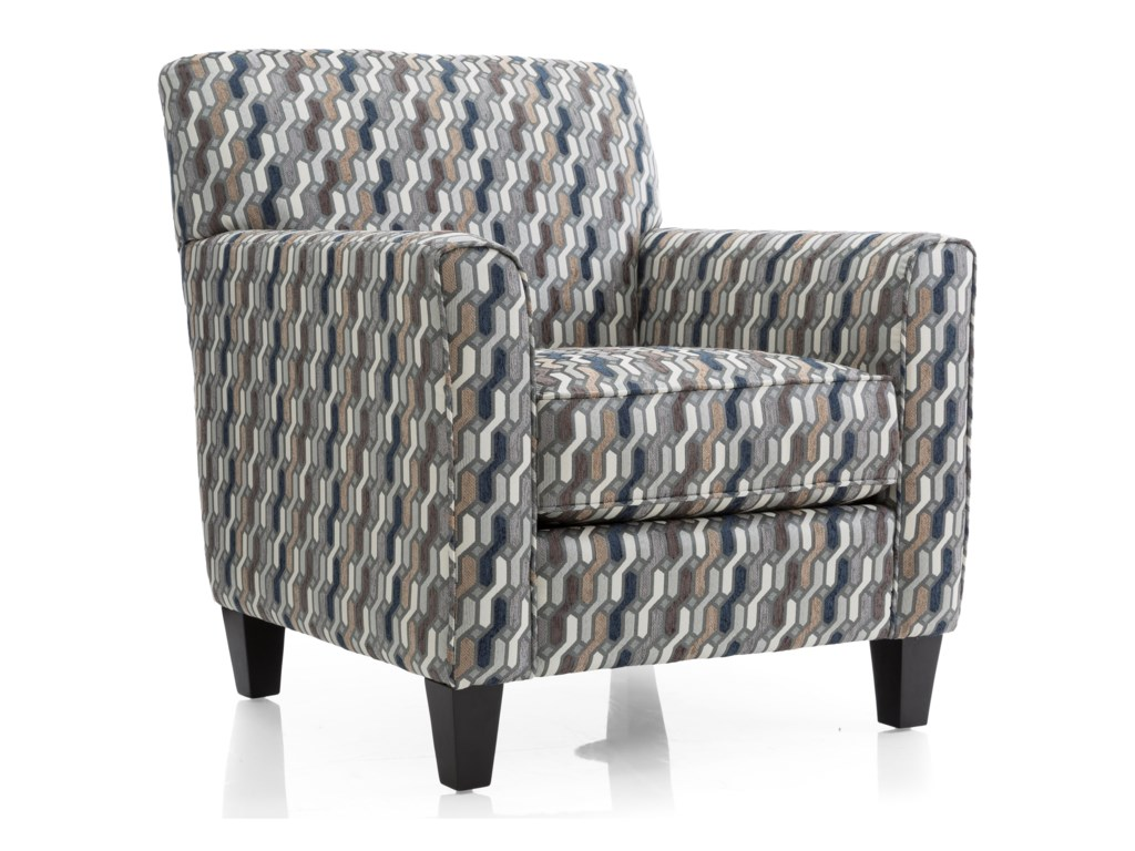 Decor-Rest 2468Transitional Accent Chair