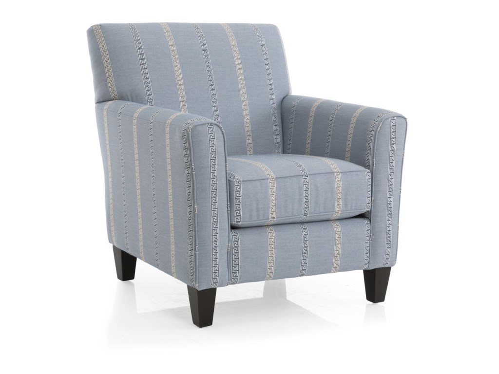 Taelor Designs 2468Transitional Accent Chair