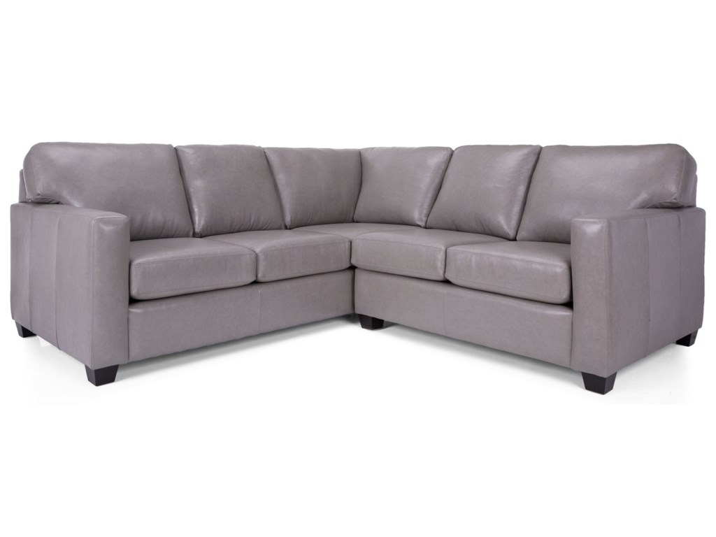 Taelor Designs 2541Sectional Sofa