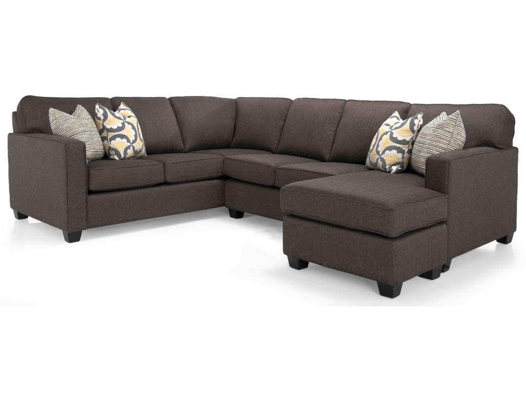 Taelor Designs 2541 SectionalSectional