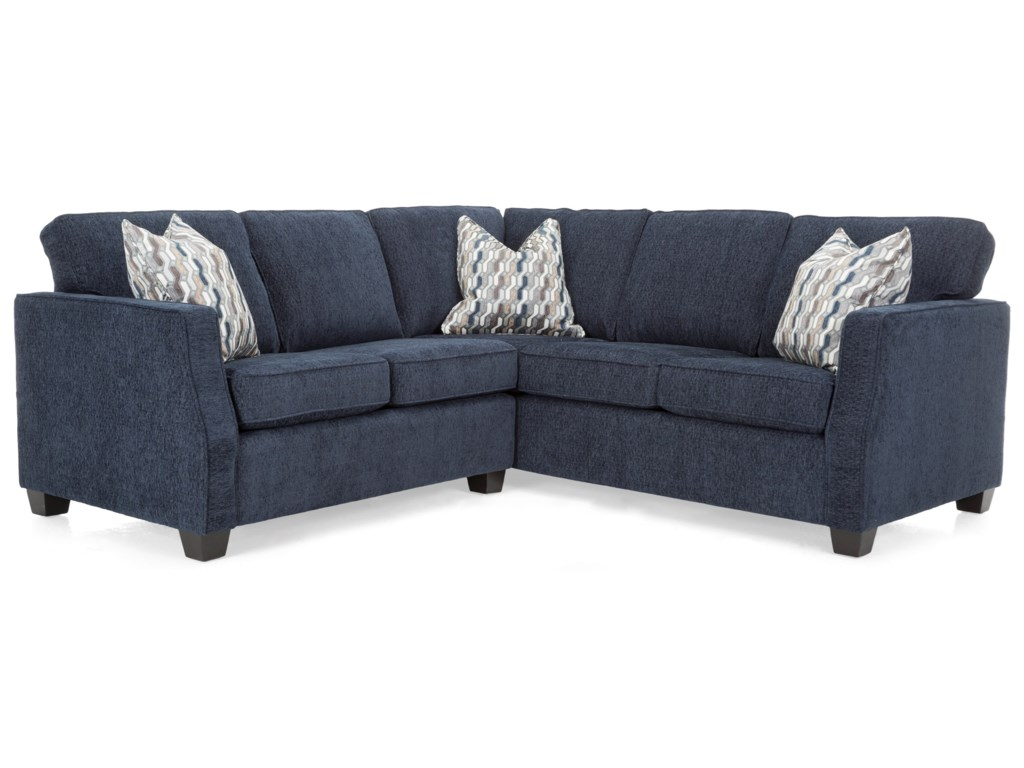 Decor-Rest 2570Sectional Sofa