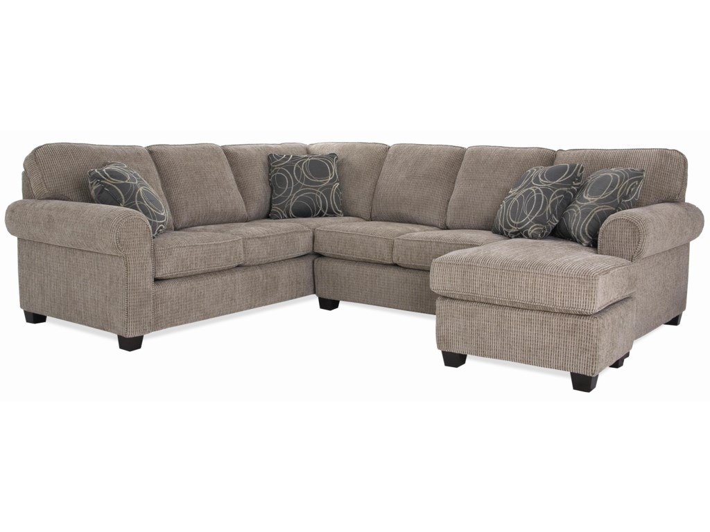 Decor-Rest 2576Sectional