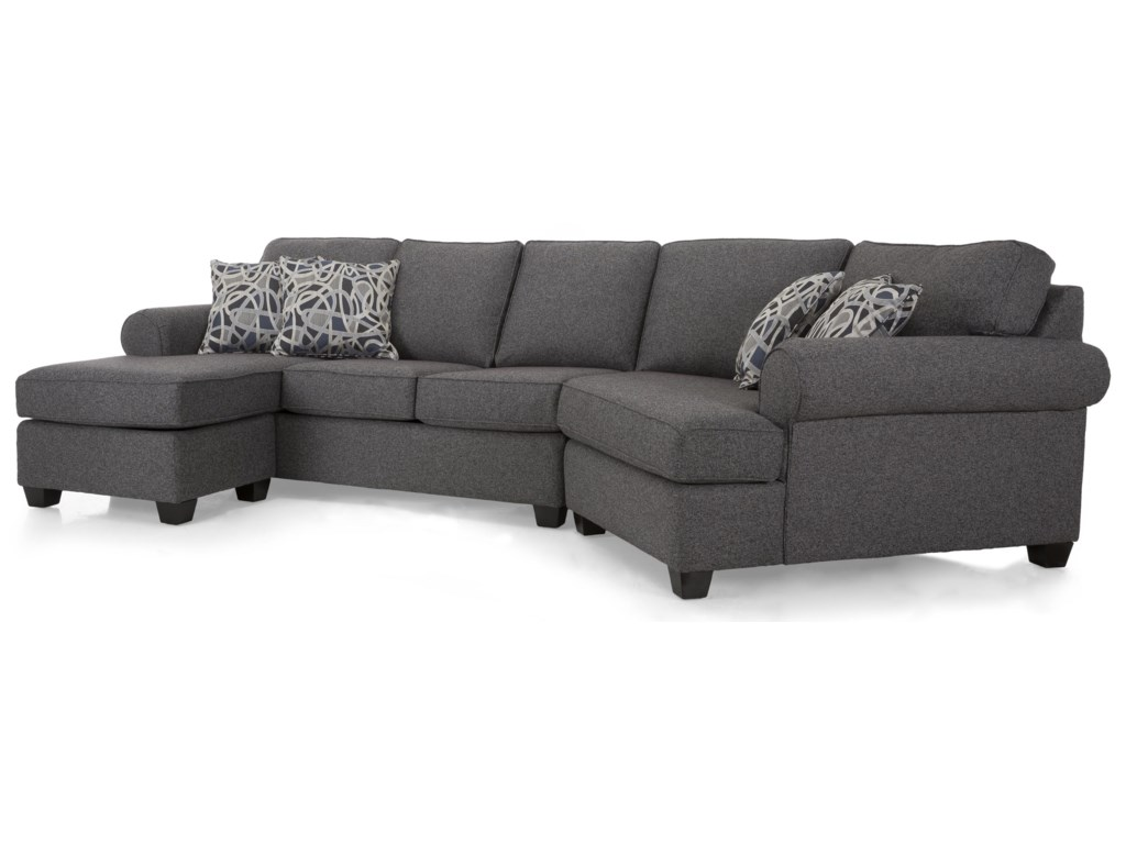 Taelor Designs SaxonSectional
