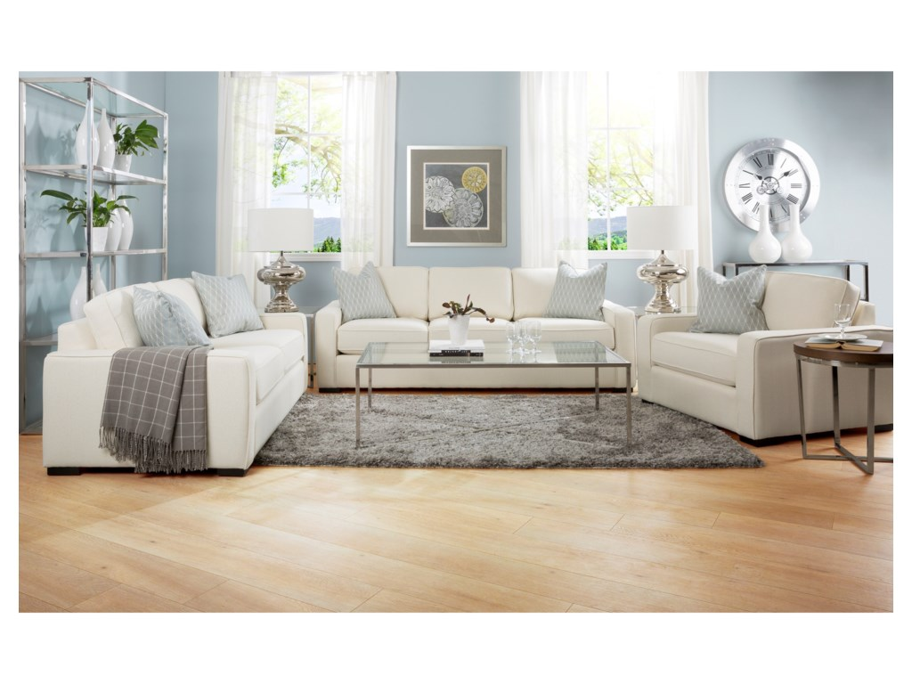 Decor-Rest 2591Loveseat