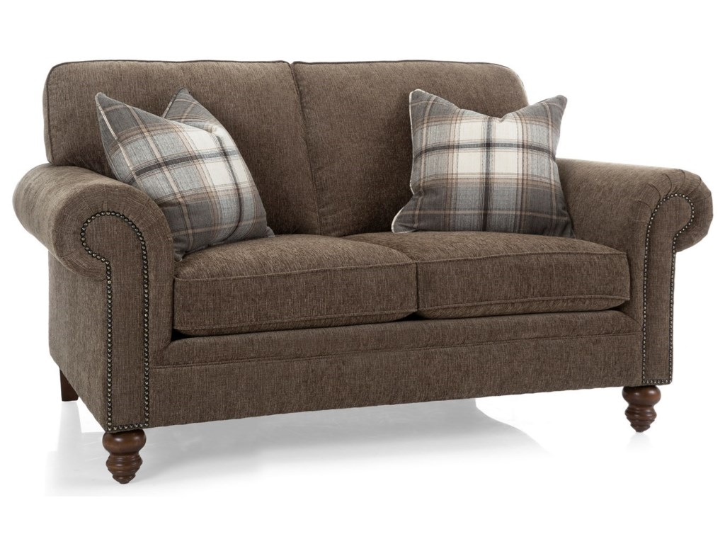 Taelor Designs 2628Loveseat