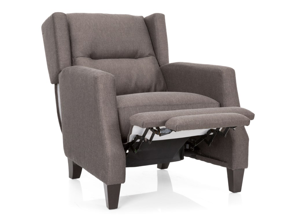 Taelor Designs 2657Push Back Chair