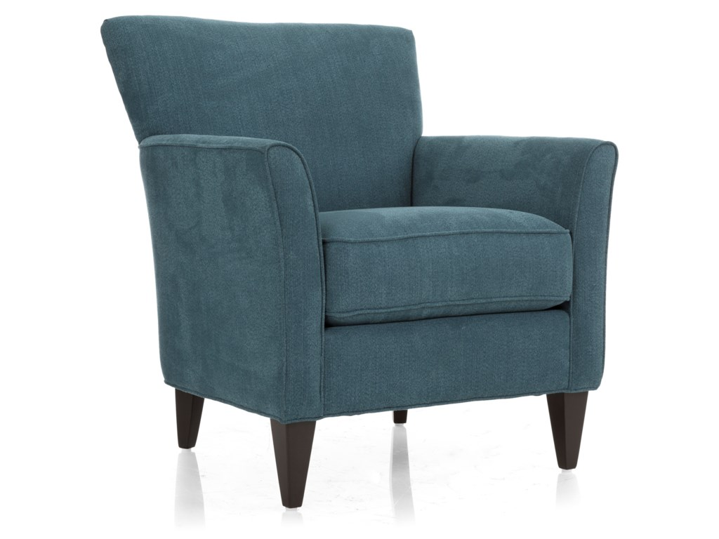 Decor Rest 2668 Upholstered Accent Chair