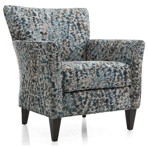Decor-Rest 2668 Upholstered Accent Chair