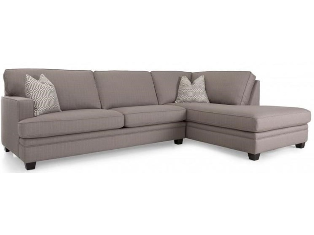 Decor-Rest 2696Sectional Sofa