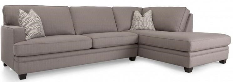 Taelor Designs 2696Sectional Sofa
