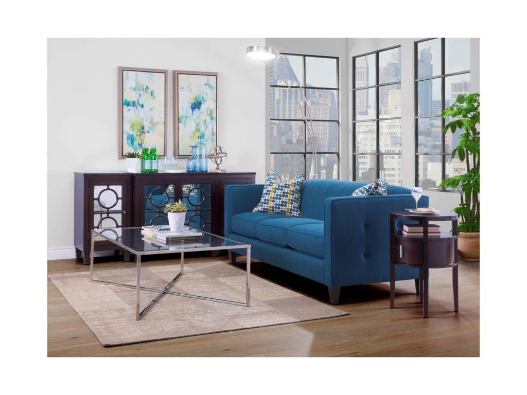 Taelor Designs 2700Condo Sofa