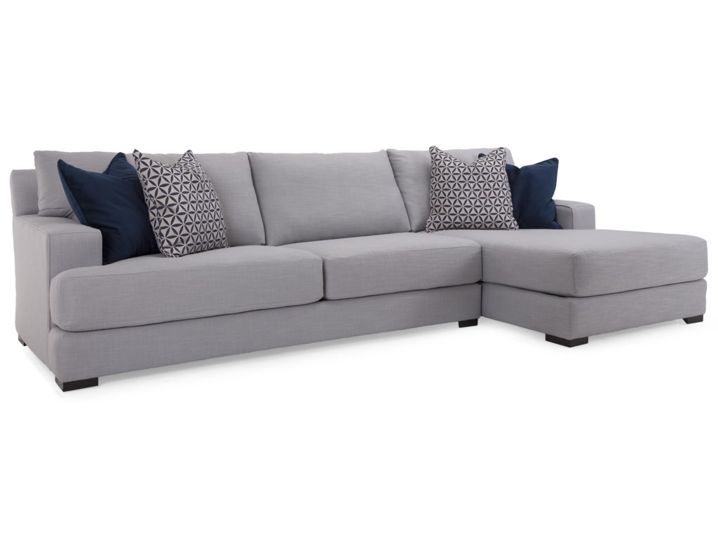 Taelor Designs ZaleSectional
