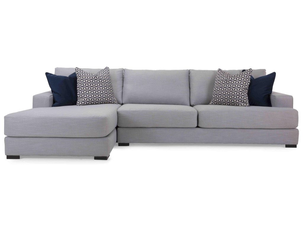 Taelor Designs 2 pc Sectional2 pc sectional