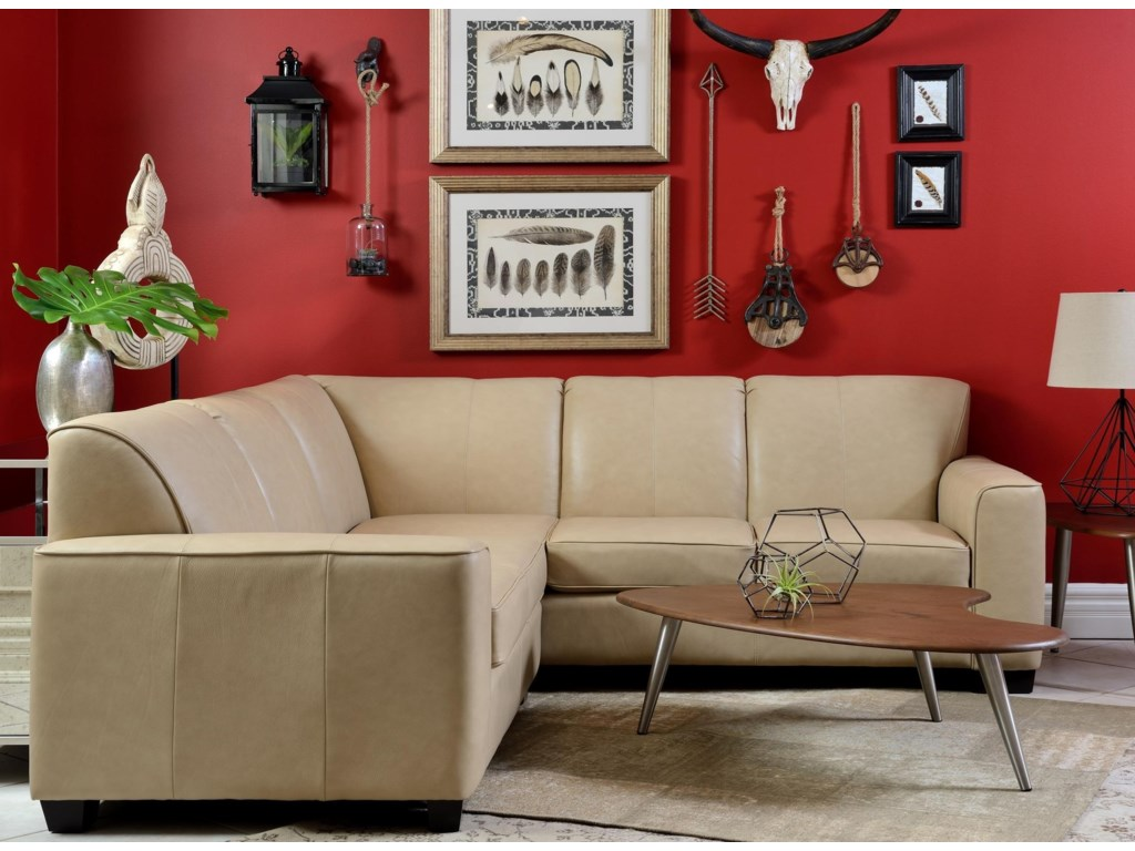 Decor-Rest 2705Sectional Sofa