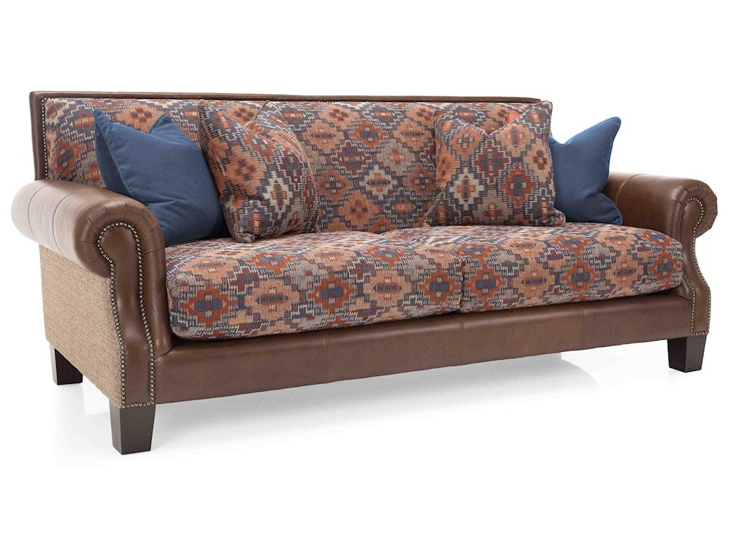 Taelor Designs 2730Collage Sofa & Chair
