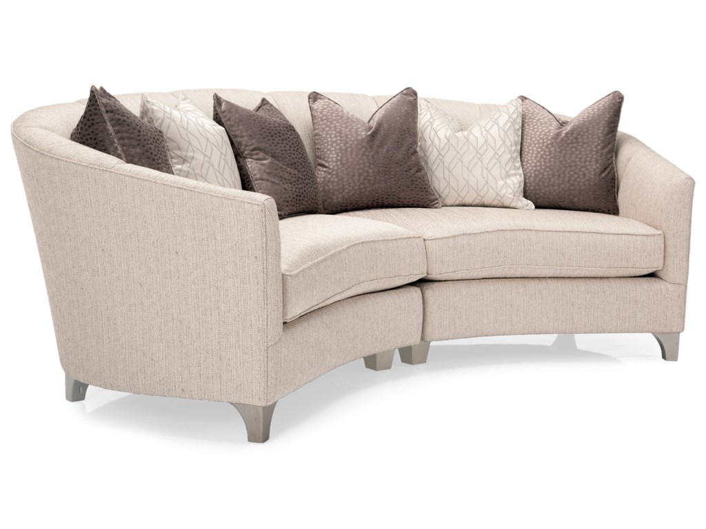 Decor-Rest 27842 Pc Sectional Sofa
