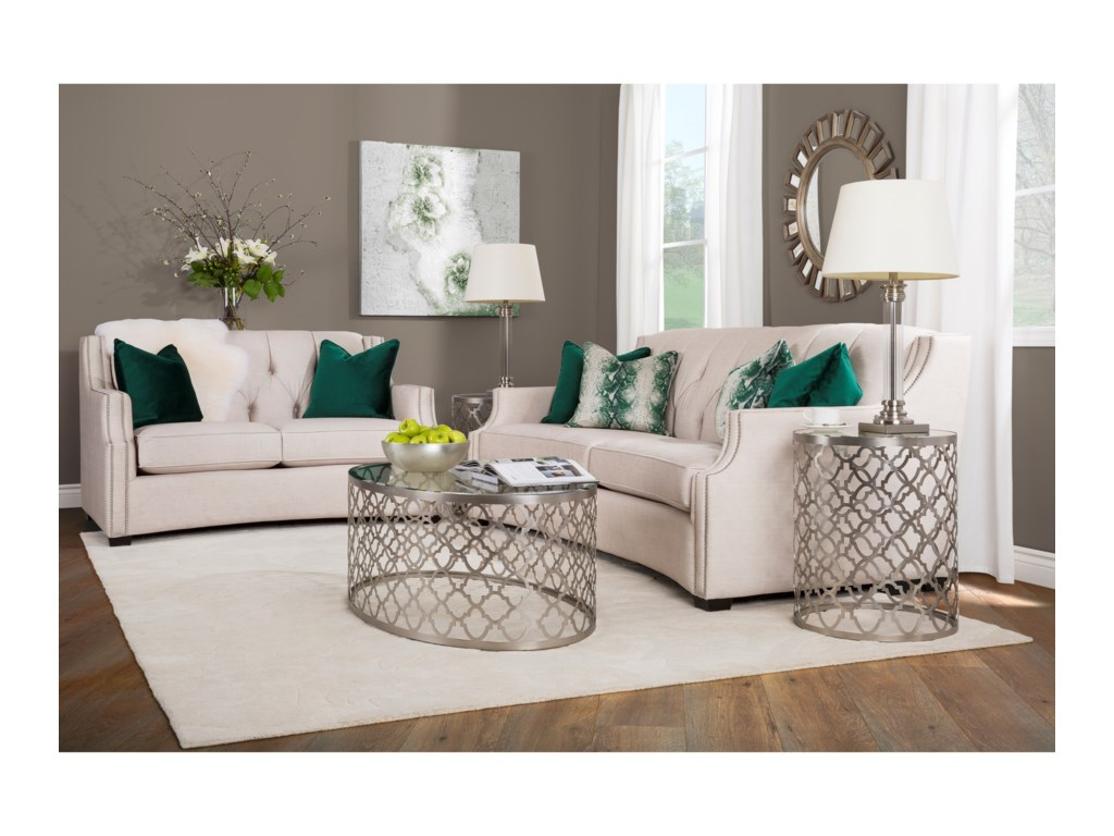 Taelor Designs 2789Loveseat