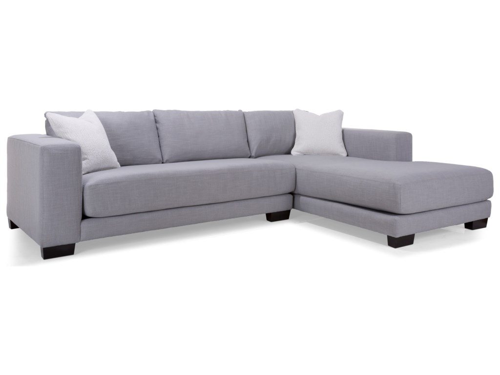 Taelor Designs 2802Sectional Sofa