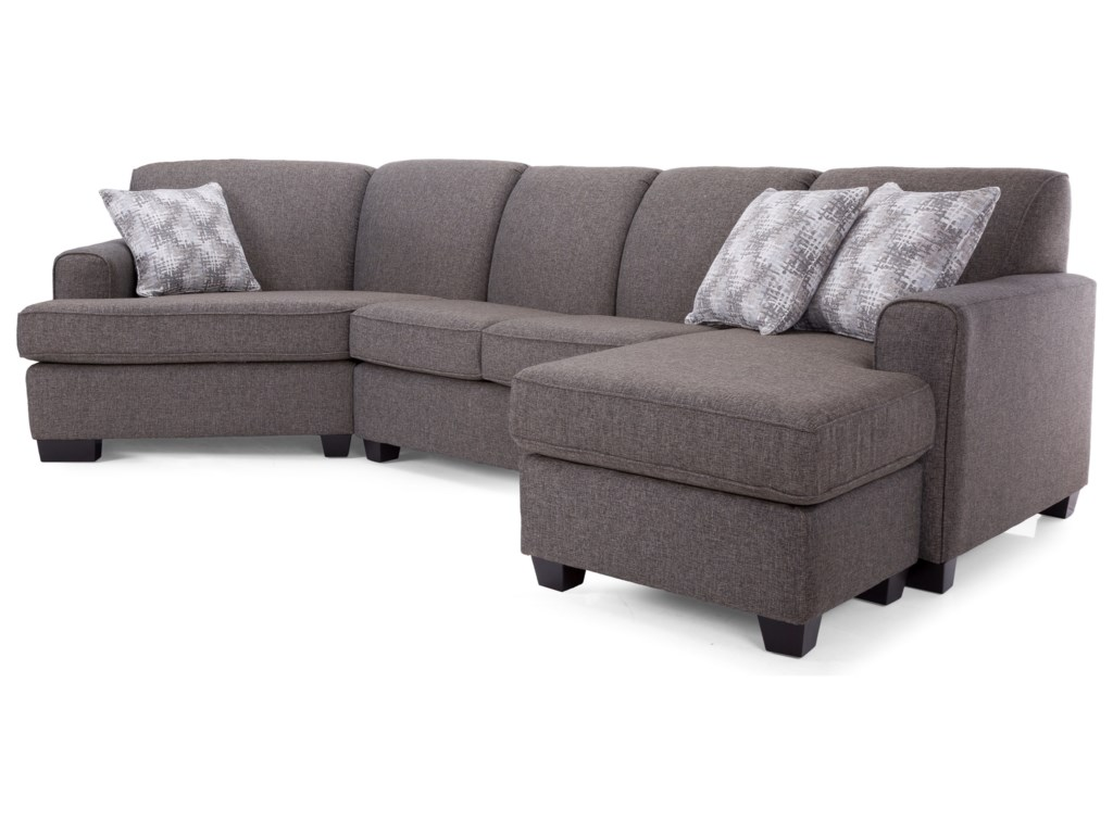 Taelor Designs 2805Sectional with Chaise