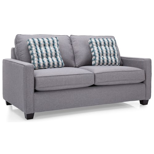 Decor-Rest 2855 Double Sleeper Sofa Bed